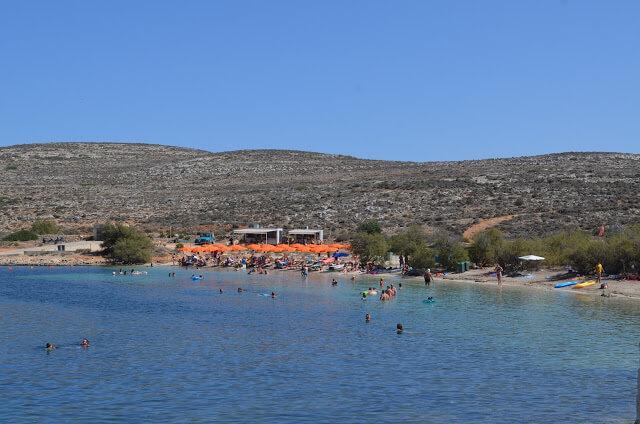 Maltan rannat parhaiten