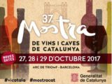 37Mostra e vini spumanti della Catalogna 2017