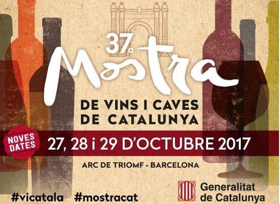 37ª Mostra de Vinhos e Cavas da Catalunha 2017