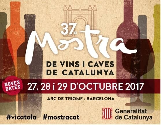37Mostra vinos y cavas de Cataluña 2017