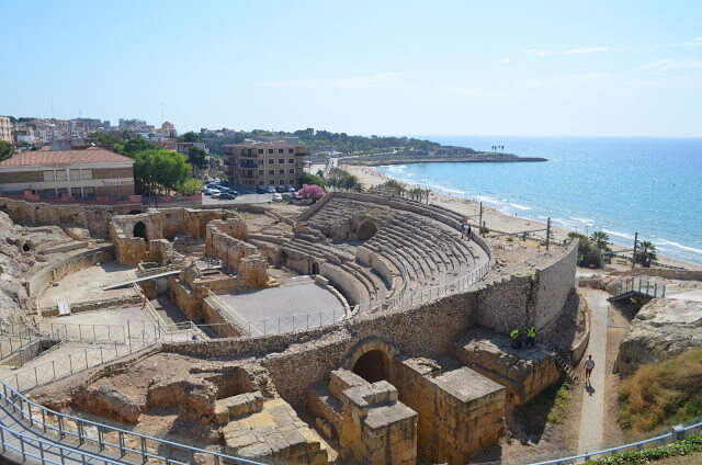 Tarragona - Ancient city of the Roman Empire