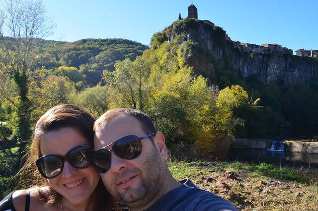 Vista Castelo de la Rocha