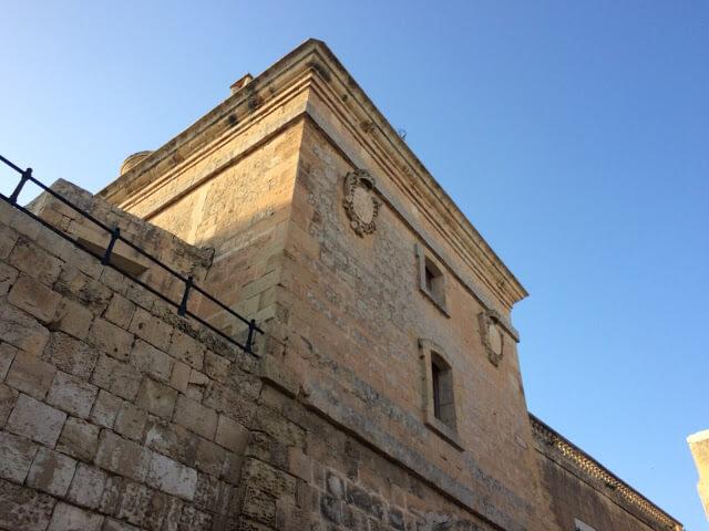 Construção da cidade de Mdina