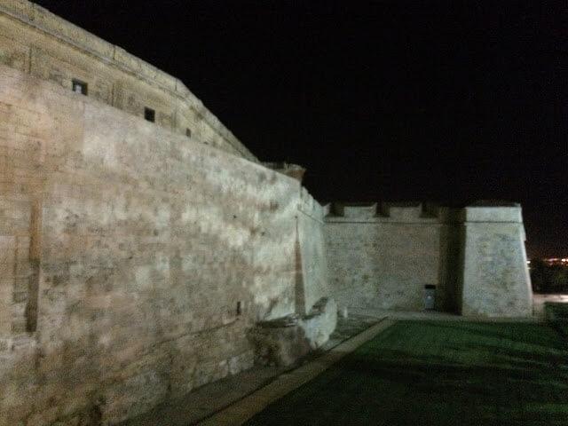 Muralha da cidade de Mdina
