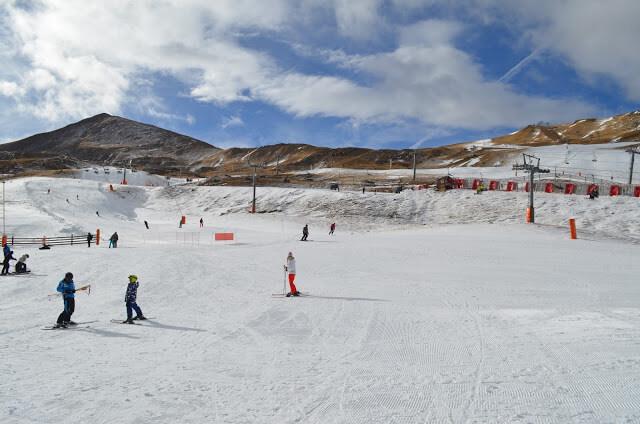 Estação de Esquí de Boi Taull