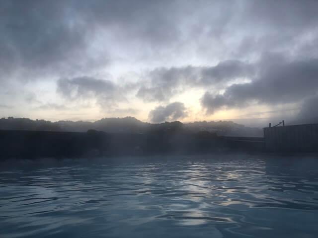 Blue Lagoon águas termais