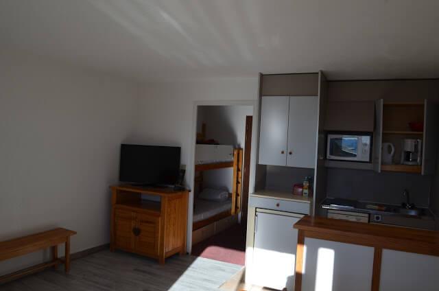 Quarto do hotel Les Balcons du Soleil