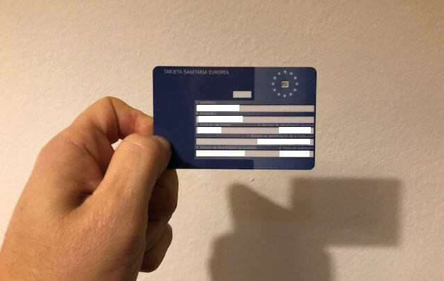 Como solicitar a Tarjeta Sanitária Européia