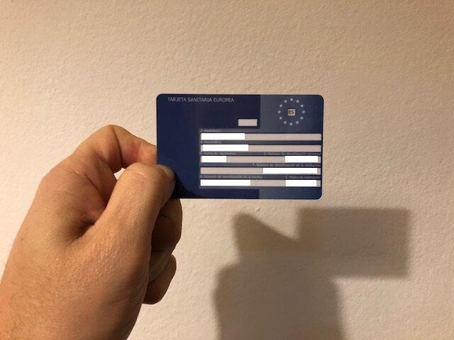 Como solicitar a Tarjeta Sanitária Européia (TSE)?