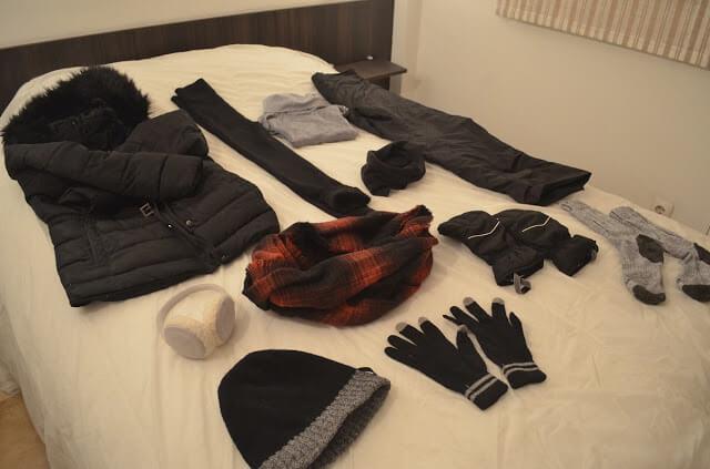 Che vestiti di fare un viaggio in Islanda?