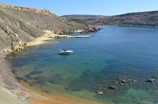 Praia Għajn Tuffieħa Bay