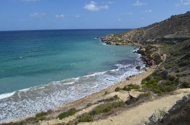 Praia de Imgiebah Bay