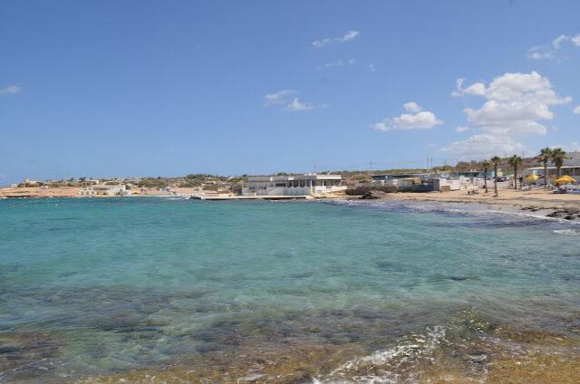 Praia de Armier Beach