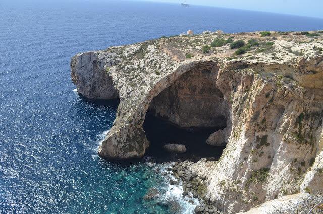 Blue Grotto