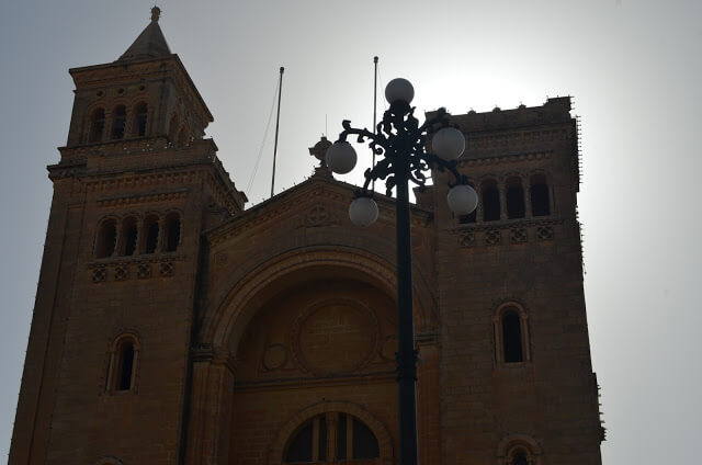 igreja (Marsaxlokk Parish Church)