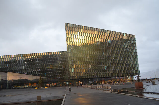 Opera House da Islândia