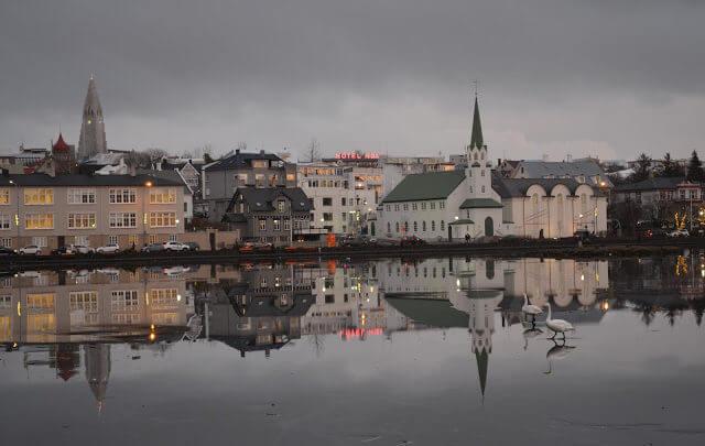 Reiquiavique ou Reykjavík