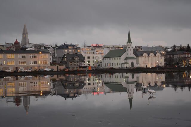 Reiquiavique ou Reykjavik