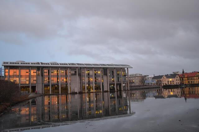 Reykjavík a capital Islândia