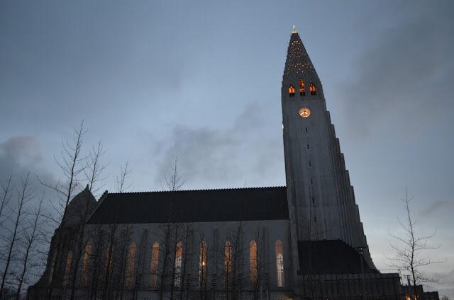 Reykjavík a capital da Espetacular Islândia