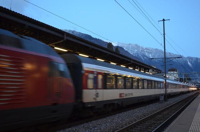 estação de Montreux
