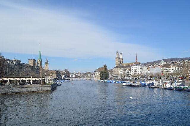 o que fazer em Zurich
