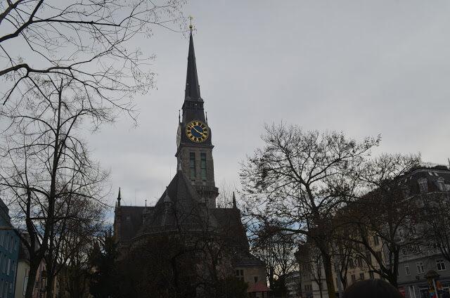 Abadia de Fraumünster