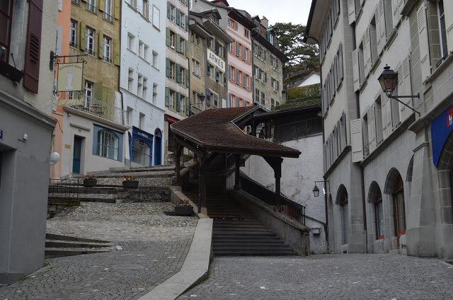 Escadas du Marché (Escaliers du Marché)
