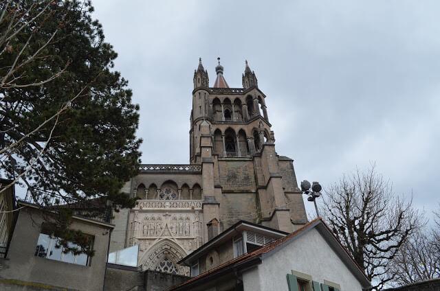 Catedral de Lausanne