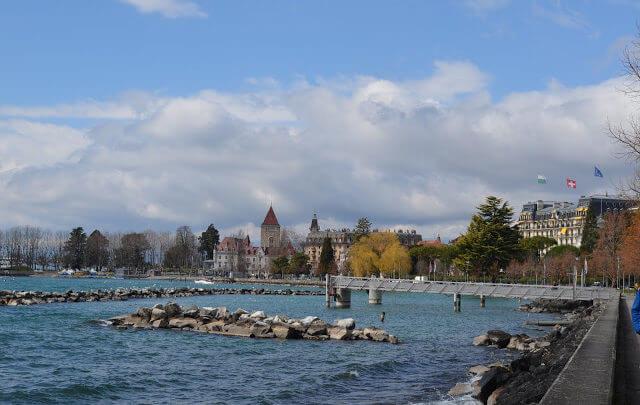 O que fazer em Lausanne?