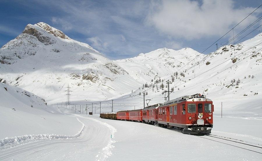 Como comprar passagem de trem na Suíça