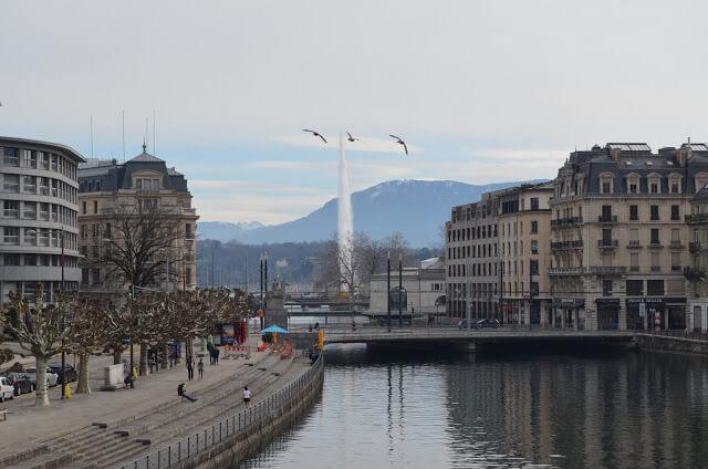 Onde ficar em Genebra?