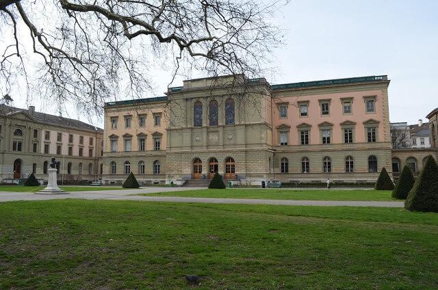 Universidade de Genebra