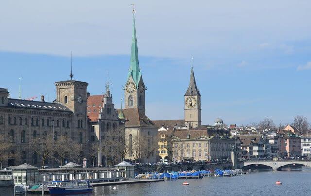 Onde ficar hospedado em Zurich?