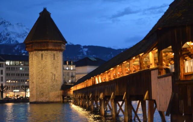 O que fazer em Lucerna? A charmosa cidade banhada pelo lago dos quatro cantões