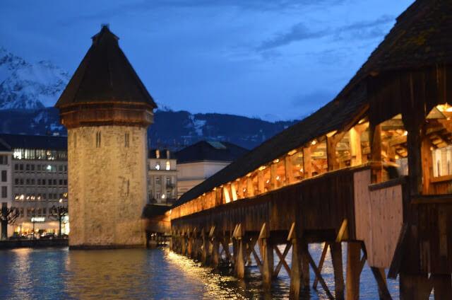 Qué hacer en Lucerna