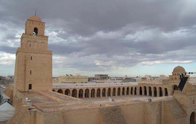 Kairouan ou Cairuão