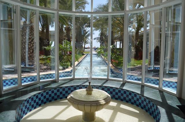 Hall do hotel IberoStar Averroes