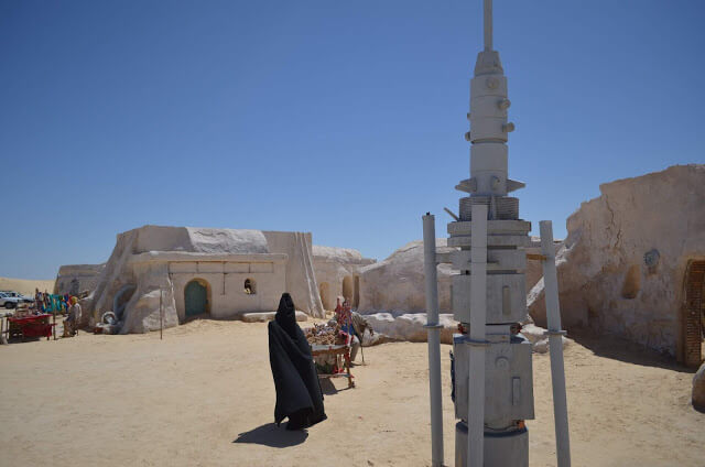 Tunisia Movie Scene As Star Wars And English Patient Turmundial