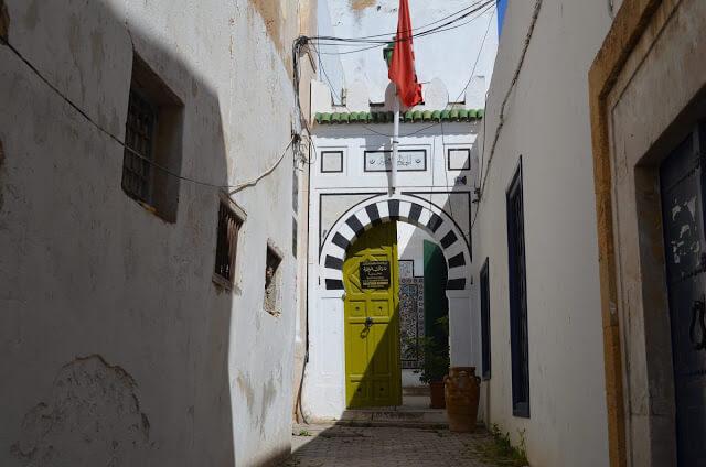 Tunes capital da Tunísia
