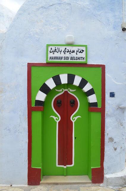 Tunísia portas