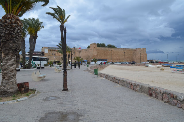 Tunisia praias