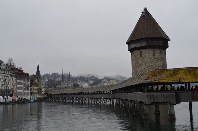 Dónde alojarse en Lucerna?