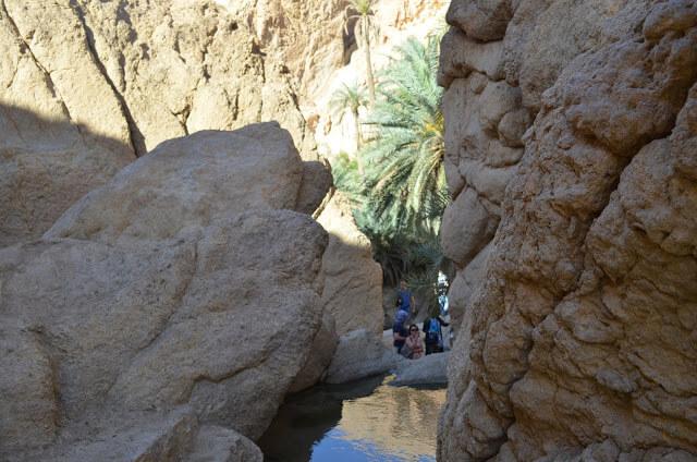 Sahara Deserto Oásis