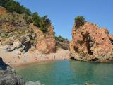 Encantadora Costa Brava, litoral norte da Catalunha, 西班牙
