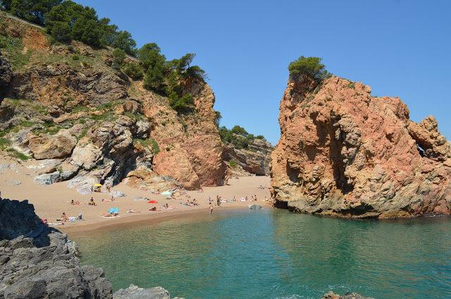 Charme Costa Brava, Nordküste von Katalonien, Spanien