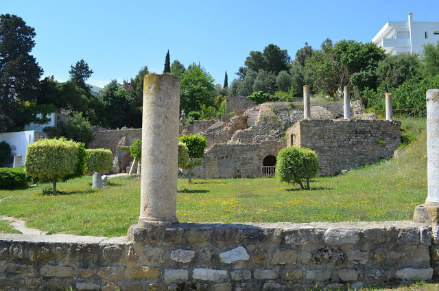 Colunas Romanas