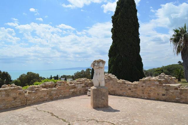 Escrituras em Cartago