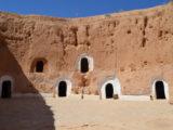 Matmata, a cidade antiga dos Berberes