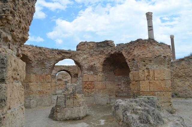 Carthagen rauniot